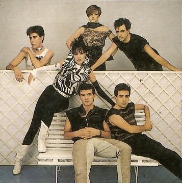 V I D E O - Grupo Pop Español * 1983 X 1989 *